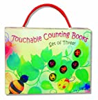 Touchable Counting Books Tote
