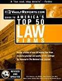 Hamadeh, H. S.: Vault.Com Guide to America&#39;s Top 50 Law Firms