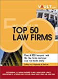 Oldman, Mark: Vault.Com Guide to the Top 50 Law Firms