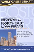 The Vault Guide to the Top Boston &…