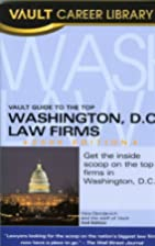 Vault Guide to the Top Washington, DC Law…