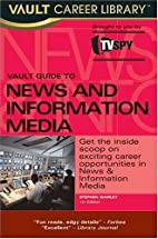 Vault Career Guide to Journalism and…
