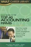 Vault Guide to the Top 40 Accounting Firms,…