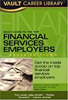 Vault Guide to the Top Financial Services…