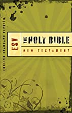 ESV Outreach New Testament by Bible