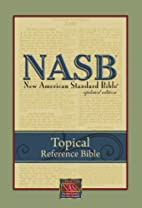 NASB Topical Reference Bible, Hardcover by…