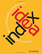 Idea Index: Graphic Effects and Typographic…