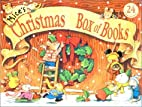 Mice's Christmas Box of Books by…