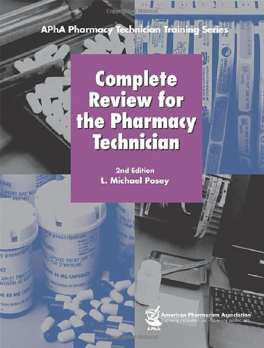complete-review-for-the-pharmacy-technician-apha-pharmacy-technician-training-series