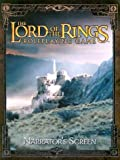 Decipher Inc: Lord of the Rings: Narrator's Screen