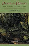 Finch, Robert: Death of a Hornet: and Other Cape Cod Essays