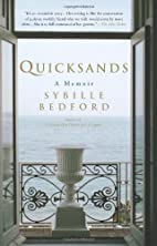 Quicksands: A Memoir by Sybille Bedford