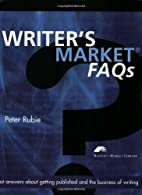 Writer's Market FAQ's: Fast answers about…