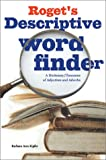 Kipfer, Barbara: Roget's Descriptive Word Finder: A Dictionary/Thesaurus of Adjectives