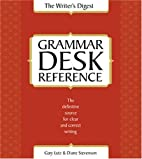 Writer's Digest Grammar Desk Reference by…
