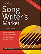 Songwriters Market 2006 (Songwriter's…
