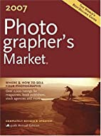 2007 Photographer's Market by Donna…