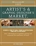 Editors of Writers Digest Books: 2009 Artist's & Graphic Designer's Market