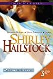 Hailstock, Shirley: Magnetic Hearts: Whispers Of LoveWhite DiamondsLegacy (Arabesque)