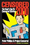 Peter Phillips: Censored 2000: The Year's Top 25 Censored Stories