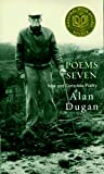 Alan Dugan: Poems Seven: New and Complete Poetry