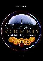 Greed by Elfriede Jelinek