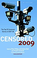 Censored 2009: The Top 25 Censored Stories…