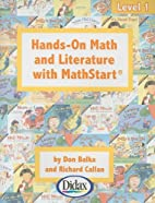 Hands-on Math and Literature with MathStart…