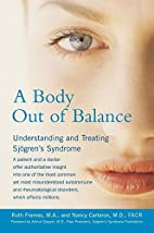 A Body Out of Balance by Nancy Carteron