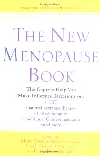 the-new-menopause-book-the-experts-help-you-make-informed-decisions-on-hrt-natural-hormone-therapy-herbal-therapies-traditional-chinese-medicine-and-more
