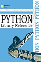 Python Library Reference (Open Source…