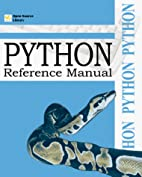 Python Reference Manual: February 19, 1999,…