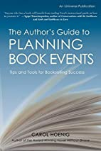 The Author's Guide to Planning Book…