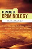 Geis, Gilbert: Lessons of Criminology