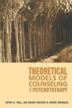 Theoretical Models of Counseling and…