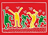 Keith Haring: Fotofolio Holiday Boxed Cards, Untitled, 1985