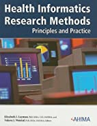 Health Informatics Research Methods:…