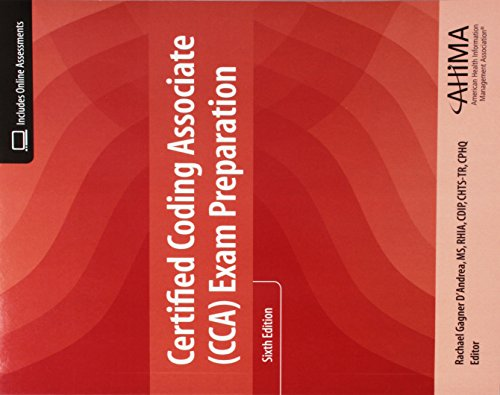certified-coding-associate-cca-exam-preparation