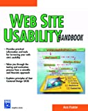 Pearrow, Mark: Web Site Usability Handbook