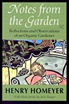 Notes from the Garden: Reflections and…