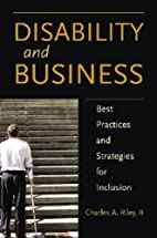 Disability and Business: Best Practices and…