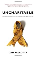 Uncharitable: How Restraints on Nonprofits…