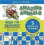 Gaydos, Nora: Now I'm Reading!: Amazing Animals - Volume 1: Level 2 (Now I'm Reading!: Level 2)
