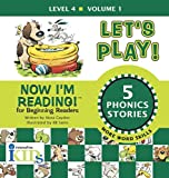 Nora Gaydos: Now I'm Reading! For Beginning Readers - Level 4 (5 Phonics Stories, 1)