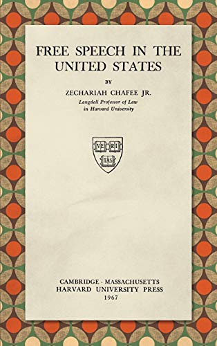 free-speech-in-the-united-states-second-edition