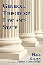 General theory of law and state by Hans…