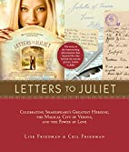 Letters to Juliet: Celebrating Shakespeare's…