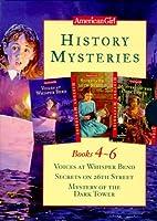 American Girl History Mysteries: Books 4-6…