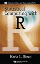 Statistical Computing with R by Maria L.…
