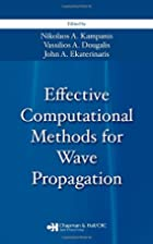 Effective Computational Methods for Wave…